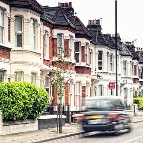 Learn english homestay london