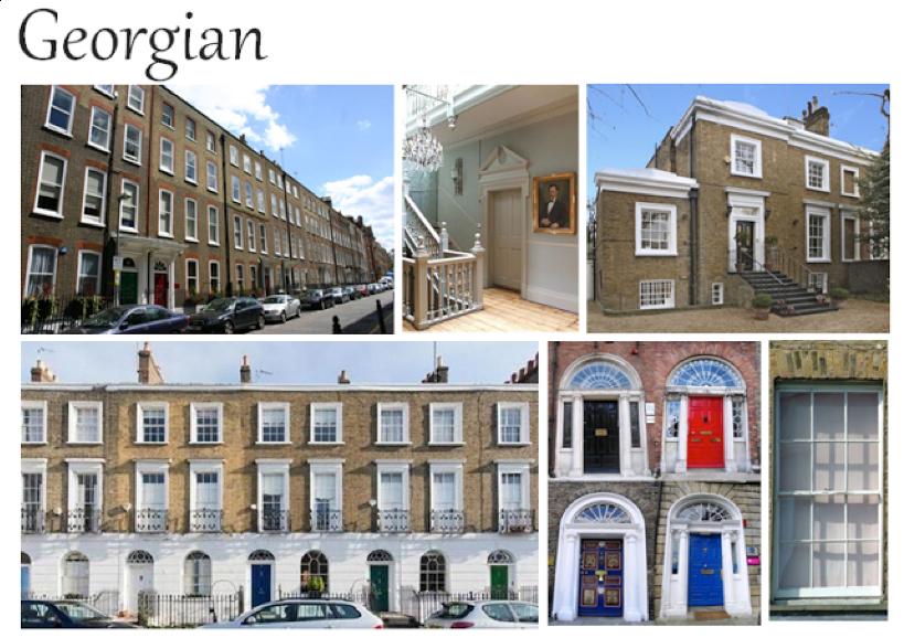 Georgian architecture London