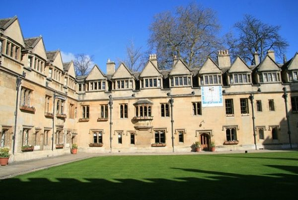 Image of Oxford University