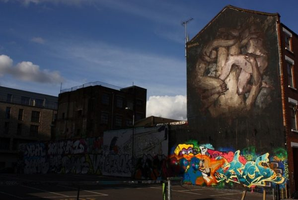 Image of East London Graffiti
