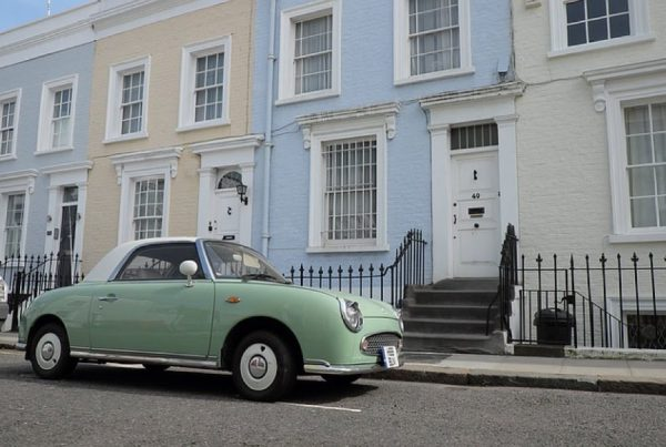 Image of Car in Notting Hill