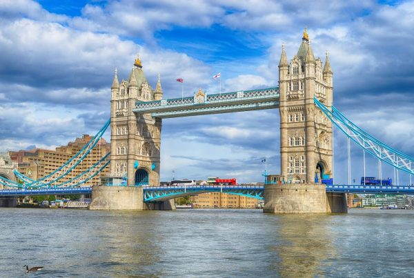a view on London Tower Bridge