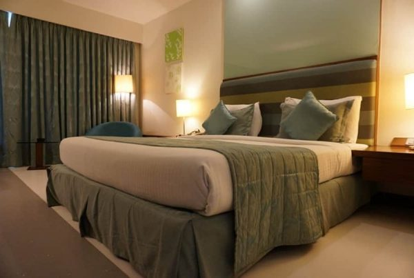 Image of a Hotel Room for a U18 Group Homestay Accommodation