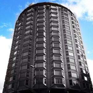 tower block in lodon