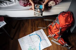 hostels and backpacking