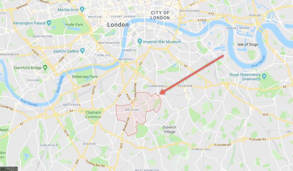 Brixton - London Area Guide - HFS London - Homestay