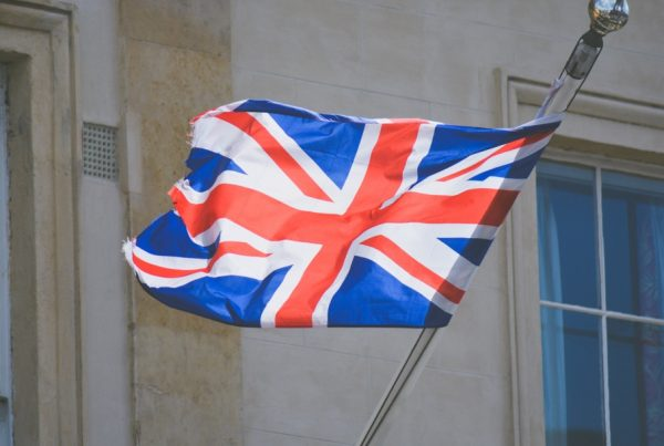Flag Flagpole Union Jack