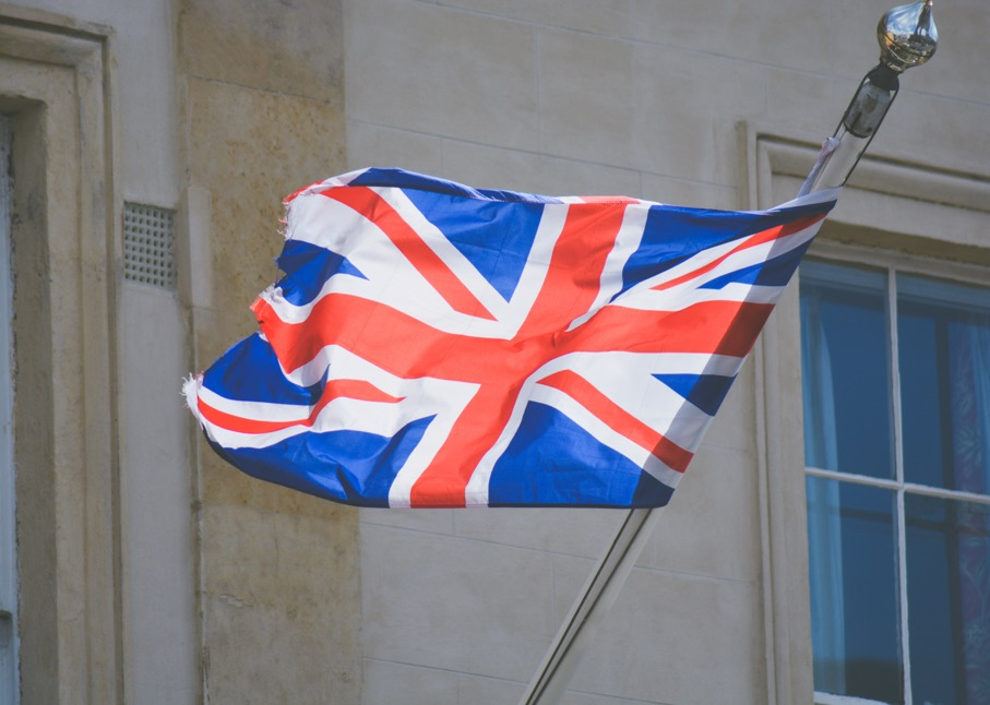 Flag Flagpole Union Jack