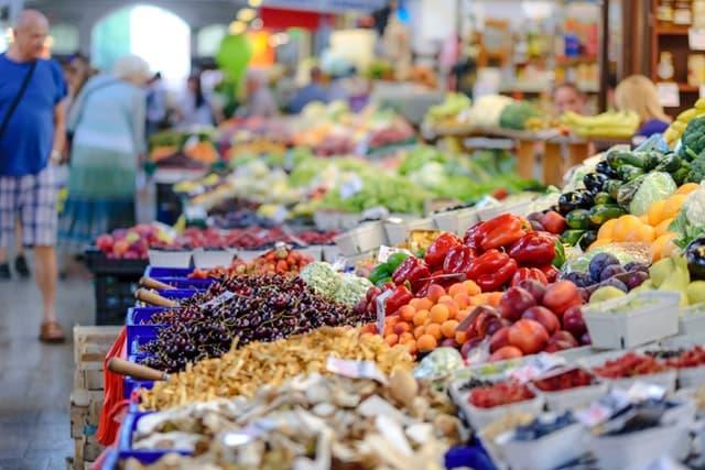 lewisham farmer market