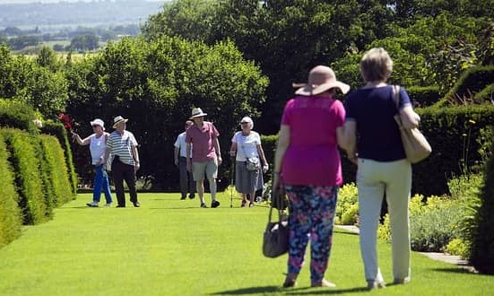 elderly people in essex park, Host Families Wanted