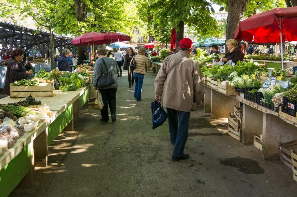 herne hill farmer market