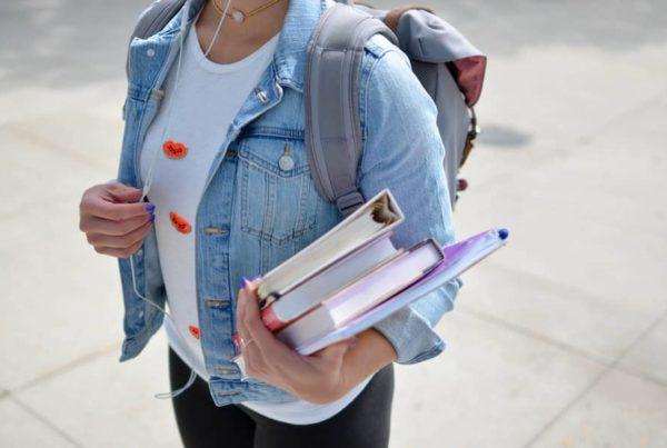 international student in London