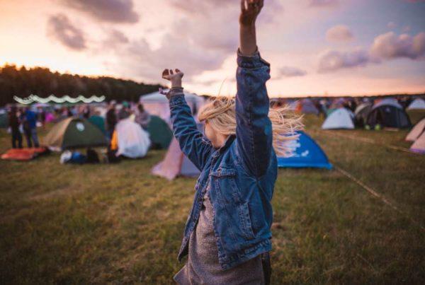 London's Best Summer Festivals for International Students