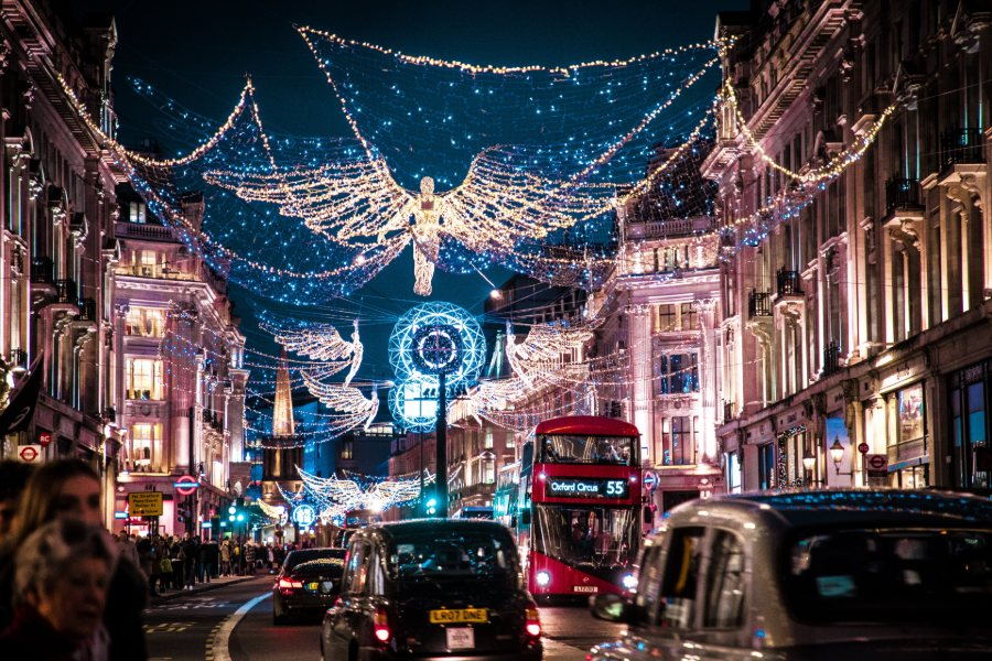 HFS London's Recommended Events This Christmas