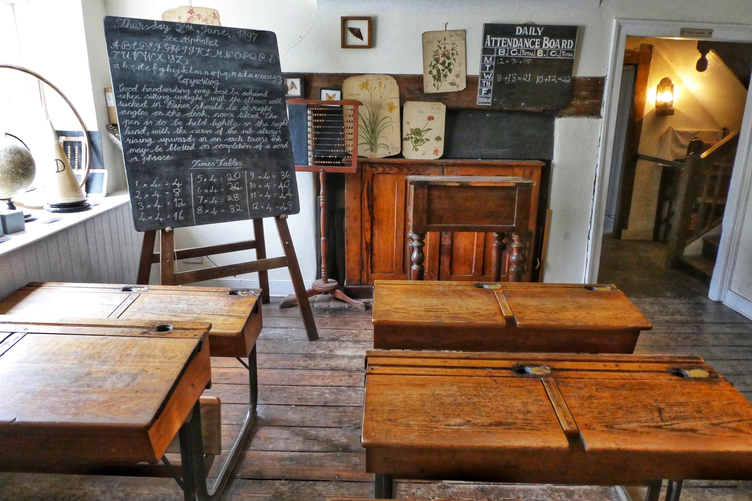 victorian classroom mile end